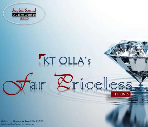 Far Priceless - Cover