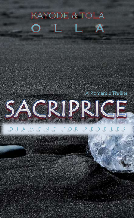 Sacriprice - Book Cover