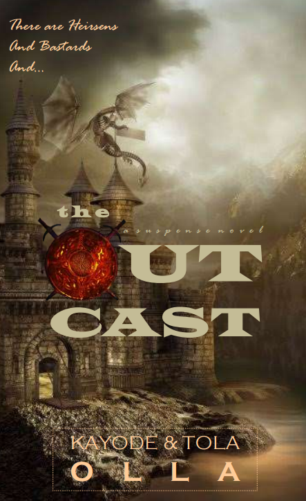 The Outcast - cover