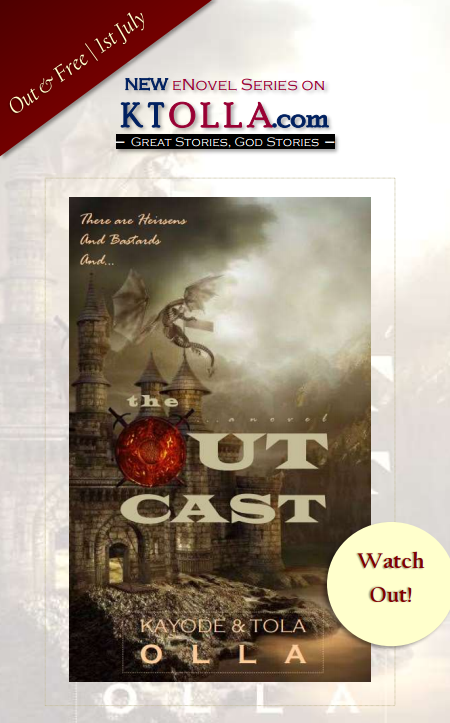 The Outcast – Book Poster