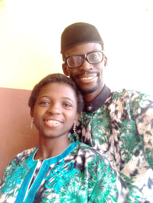 Kayode and Tola Olla